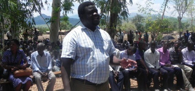 Catholic Development Commission in Malawi (CADECOM),Dedza Diocese recently launched a three-year Integrated Food Security Project to be implemented in the area of Traditional Authority (T/A) Kaphuka in Dedza. The project […]