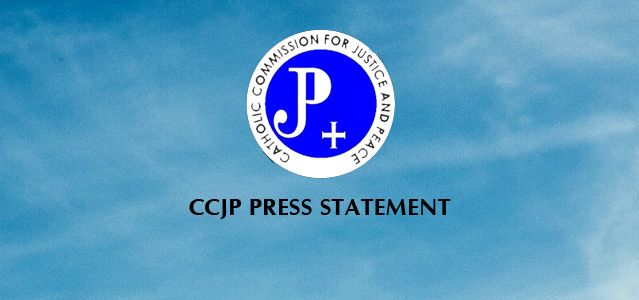 A CCJP media statement in total condemnation of the resurgence of the xenophobic attacks of immigrants in South Africa. 1.0. Preamble The Catholic Commission for Justice and Peace (CCJP) of […]