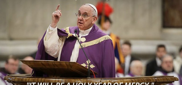 Vatican City, 14 March 2015 (VIS) – On 13 March 2015, in St. Peter's Basilica, Pope Francis declared the celebration of an extraordinary Holy year. The Jubilee announcement was made […]