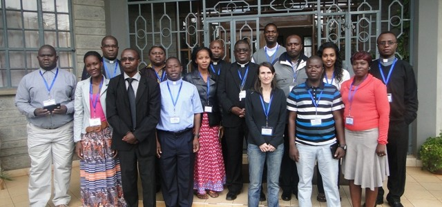 Catholic Communicators in the AMECEA region have been meeting in Nairobi, Kenya where His Lordship Bishop Charles Kasonde, Chairman for the AMECEA Social Communications challenged them to embrace the use […]