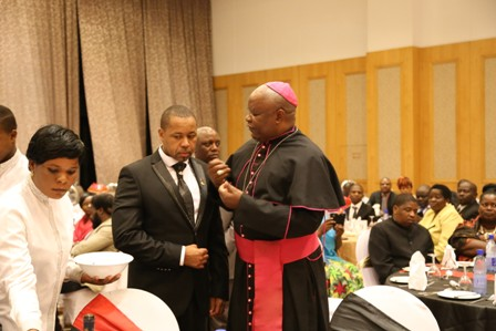 The Chairman for the Episcopal Conference of Malawi (ECM), His Grace Archbishop Thomas Luke Msusa of Blantyre Archdiocese has commended the Catholic laity in Malawi for supporting the Church through […]