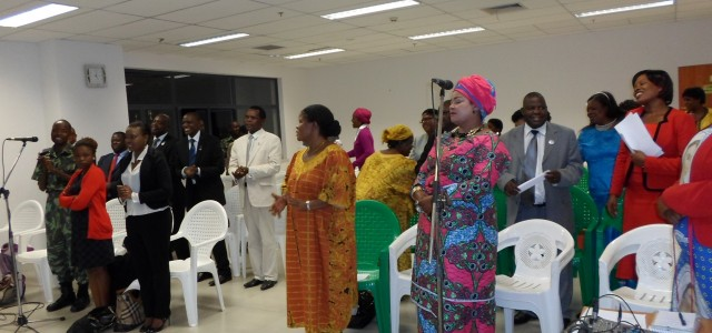 Malawi Catholic Members of Parliament recently ended their budgetary seating session with a holy mass presided over by Episcopal Conference of Malawi's Catholic Parliamentary Liaison Coordinator, Fr. Henry Chinkanda. The […]