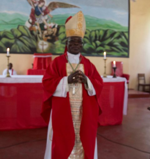 """Deepen your faith in prayer, charity""-Bishop Musikuwa challenges Catholic Children"
