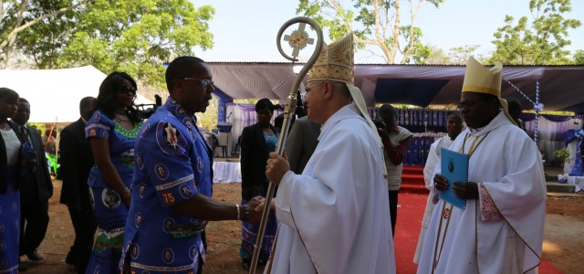 Thousands of Catholic Lay Faithful and people of goodwill from all walks of life including the Vice President, Right Honourable Dr. Saulosi Chilima, Leader of Opposition in Malawi National Assembly, […]
