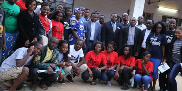 By Prince Henderson Over 400 Catholic Students from Institutions of higher learning in Malawi last weekend gathered at Salima Technical College in the lakeshore district of Salima for a two […]