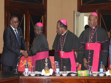 Malawi Catholic Church moving forward – Pres. Mutharika