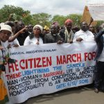ECM,EAM SAYS NO TO ABORTION BILL AND SAME SEX MARRIAGES-Citizens March Pictorial Focus