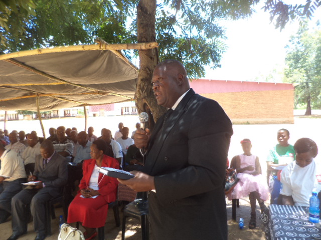 Mangochi CADECOM launches five year strategic plan