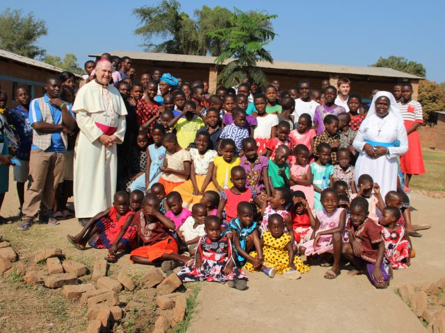 Karonga Diocese Launches Catechism in local language