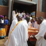 Fr. Nkhata laid to rest as Chilima,Muluzi attend burial