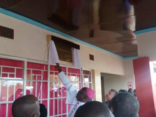 Bishop Mtumbuka opens boarding secondary school