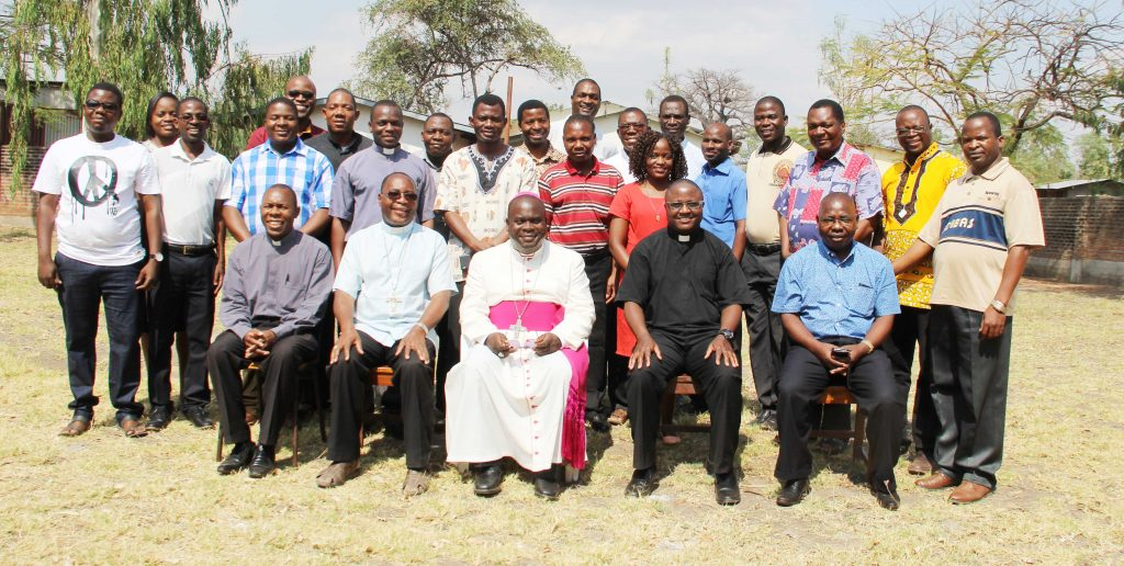 Use ICT to advance Church news: Bishop Tambala