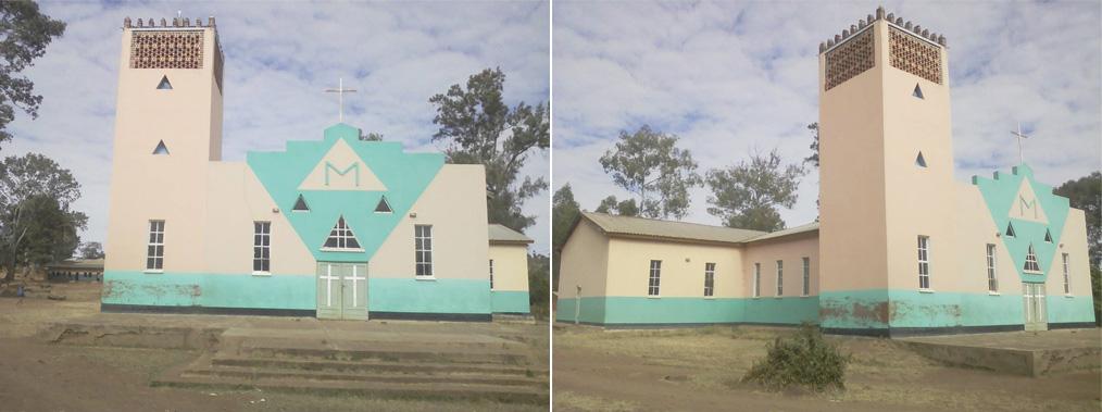 Nzama Catholic parish