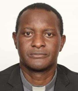 Bishop elect Fr Peter Chifukwa
