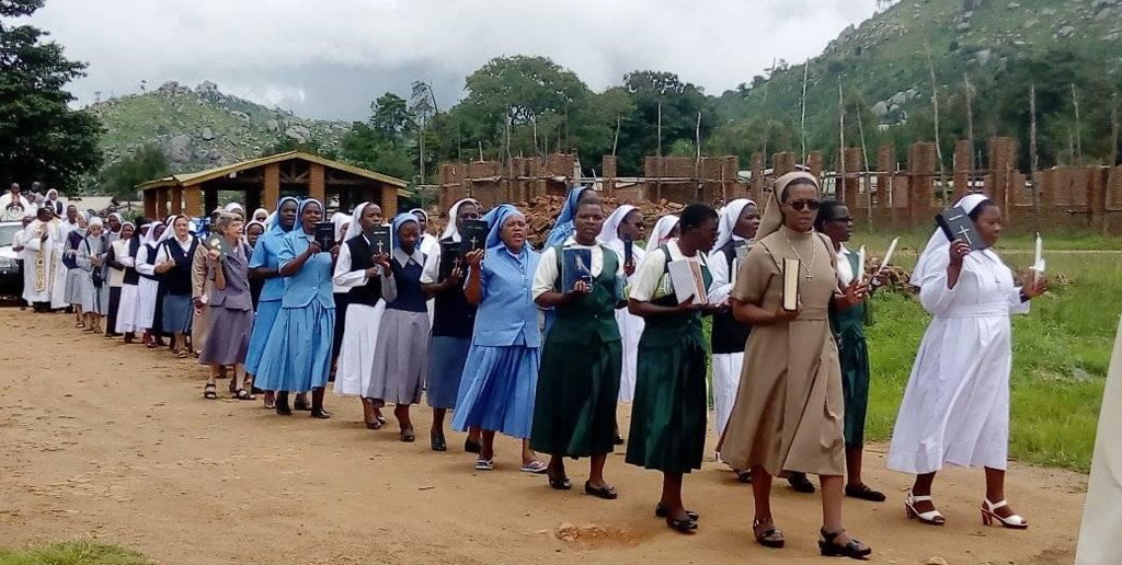 Consecrated Day in Dedza Diocese