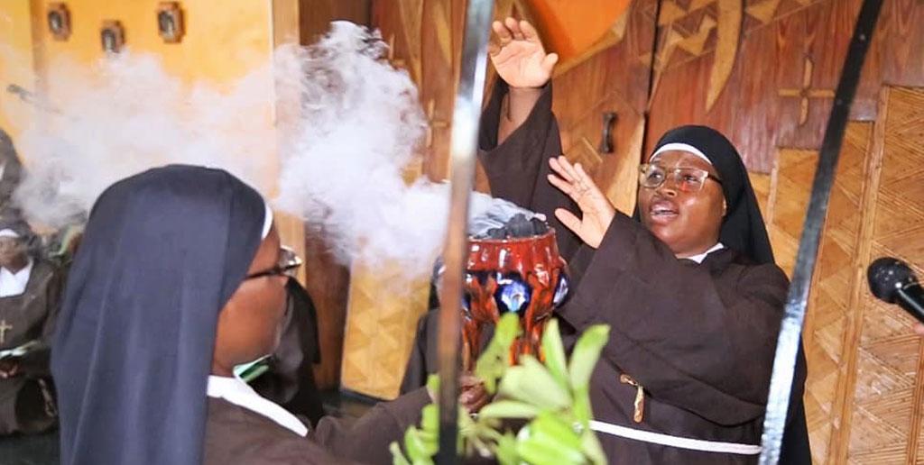 Final Profession of Sr. Mary Mumkonde Madeya